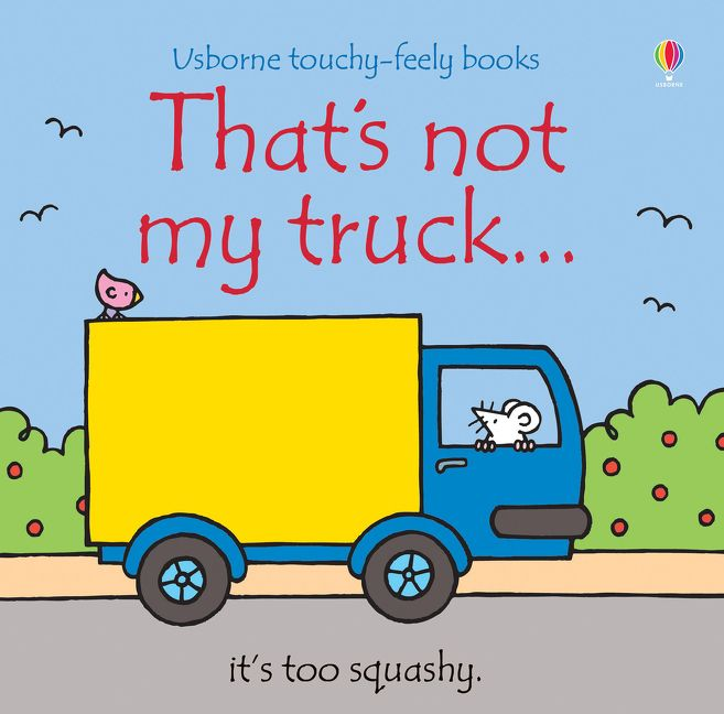 That's Not My Truck - All-Star Learning Inc. - Proudly Canadian