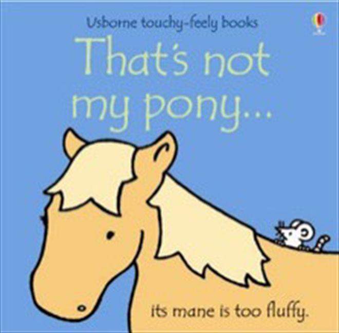 That's Not My Pony - All-Star Learning Inc. - Proudly Canadian