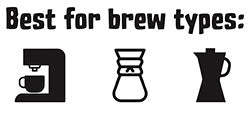 Best Brew Types