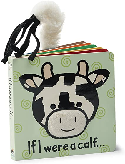 If I Were a Calf Book...
