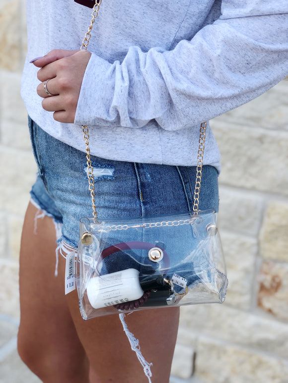 Dainty Clear Bag