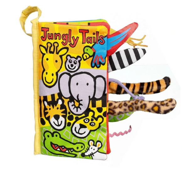 Jungly Tails Book