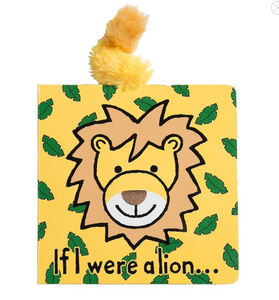 If I Were A Lion... Book