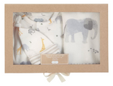 Safari Take Me Home Gift Set