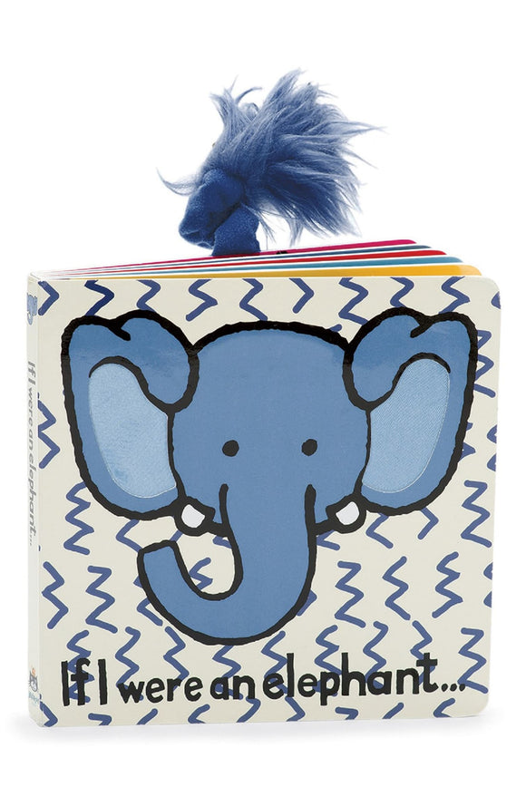 If I Were An Elephant Book...