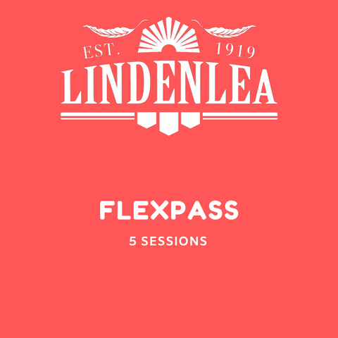 FLEXPASS - 5 SESSIONS