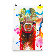 Load image into Gallery viewer, Llama • Art Print
