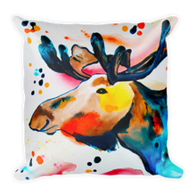 Moose • Square Pillow