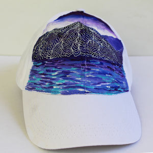 """Mountain Lake"" Hat"