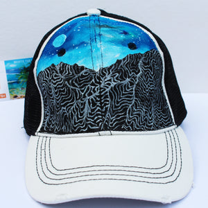 """Mountain Sky"" Hat"