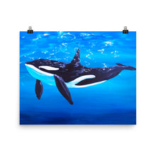 Load image into Gallery viewer, Orca • Art Print