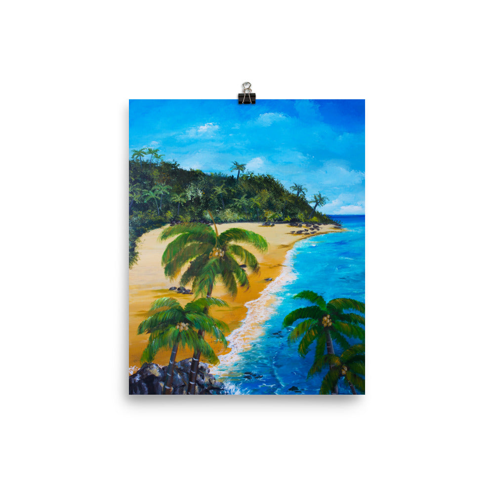The Cove • Art Print