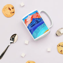 Blue Mountain Sunset • Mug
