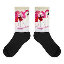 Flamingo Happy Hour • Socks