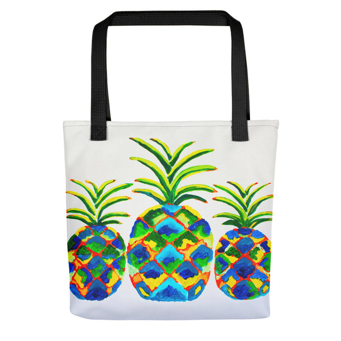 Blue Pineapples • Tote bag