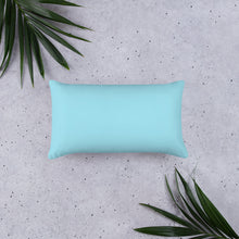 Mountain Bliss • Basic Pillow back 20 x 12 in