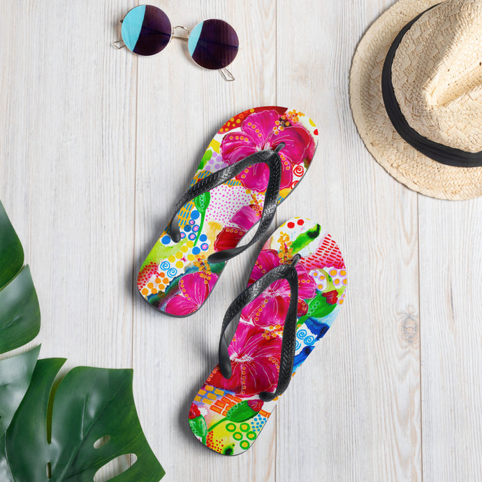 Spring Collection II • Flip-Flops