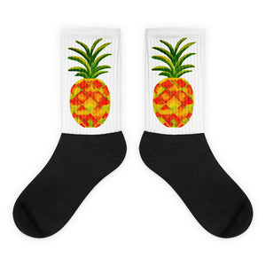 Golden Pineapple • Socks