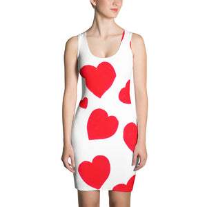 Red Hearts Dress