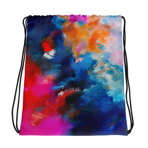 Enchanted • Drawstring bag