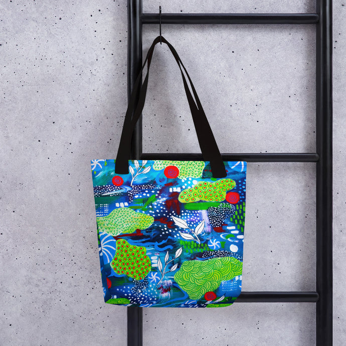 Lime Time • Tote bag