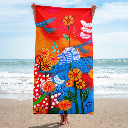 Jump for Joy • Towel
