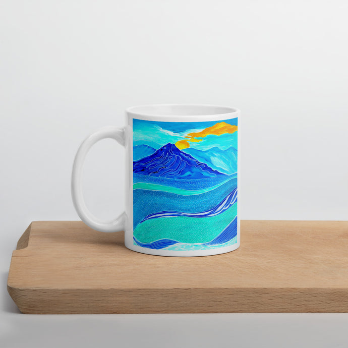 Dotted Waters • Mug