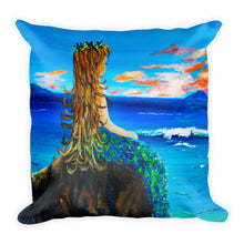 Little Mermaid • Square Pillow