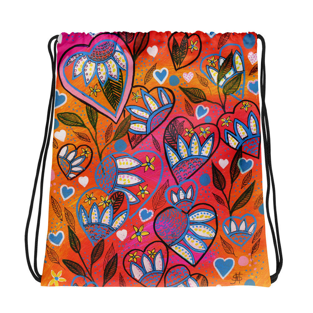 Lot Of Love • Drawstring bag