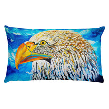 Bald Eagle Rectangular Pillow