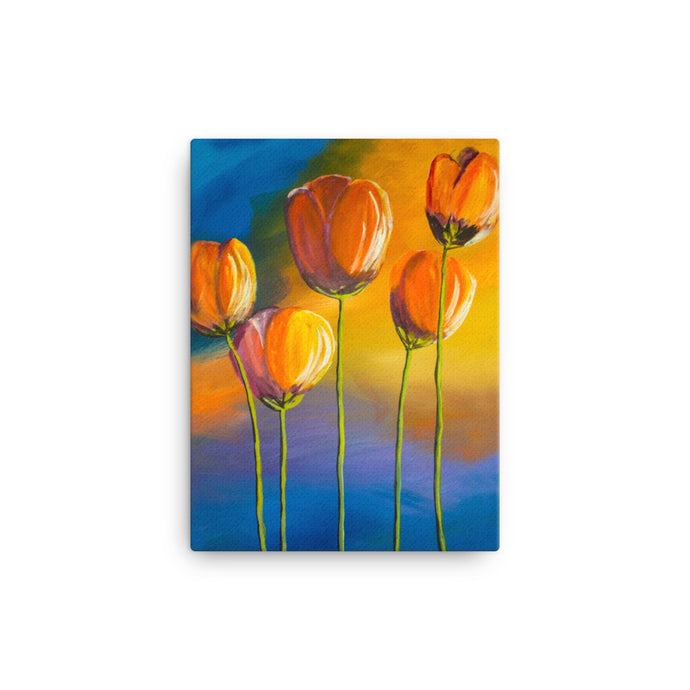 Tulips • Canvas