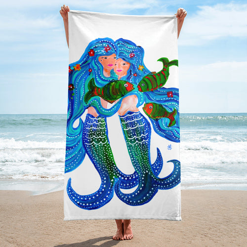 Mermaids • Towel