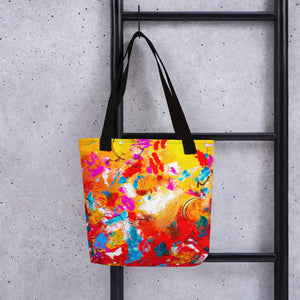 So Excited • Tote bag