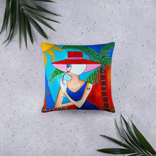 Tropical Bliss • Basic Pillow