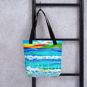 Whimsical Sunset • Tote bag