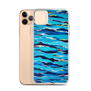 Waves • iPhone Case