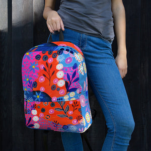 Garden Of Flowers • Backpack