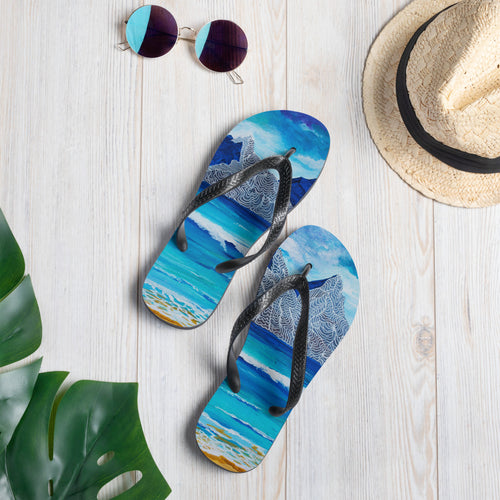 Island Mountains • Flip-Flops