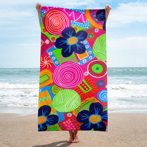 Exhilaration • Towel