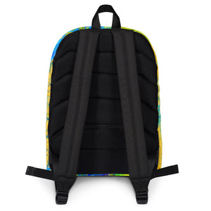 Gold n Blue II Backpack