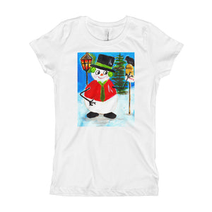 Mail For Santa • Girl's T-Shirt