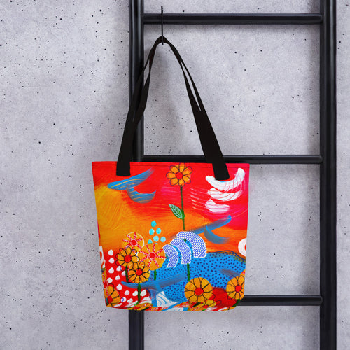 Jump for Joy • Tote bag