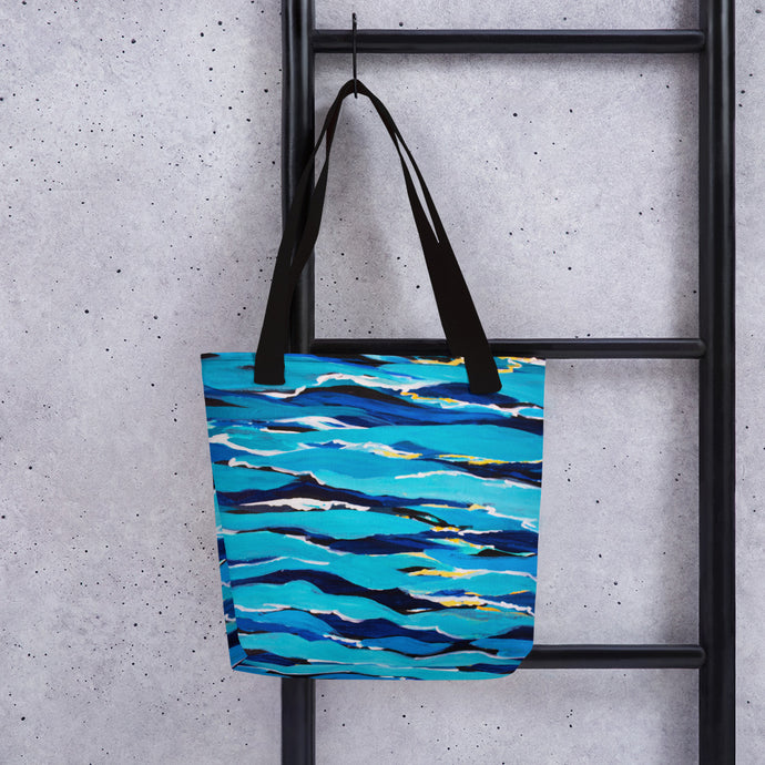 Waves • Tote bag