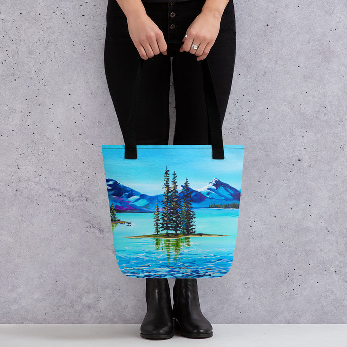 Mountain Bliss • Tote bag