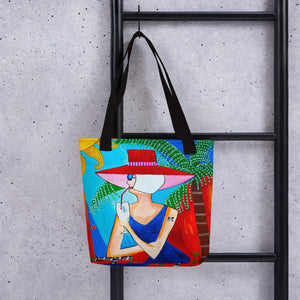 Tropical Bliss • Tote bag