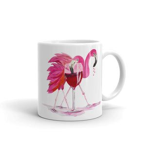 Flamingo Happy Hour • Mug