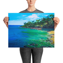 Tropical Shore • Art Print