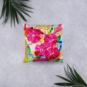 Spring Collection II • Basic Pillow
