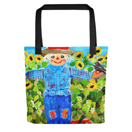 Scarecrow • Tote bag