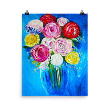 Load image into Gallery viewer, Vase Of Flowers • Art Print